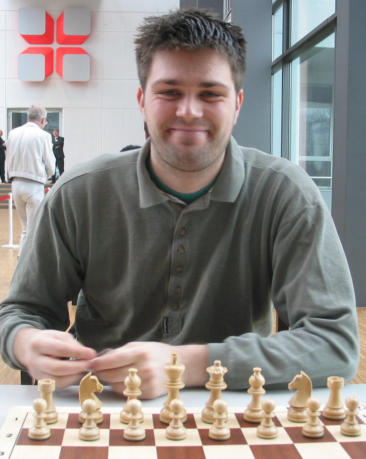 GM Peter Heine Nielsen