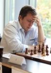 7,5 Punkte aus 8 Partien. GM Arkadij Naiditsch, OSG Baden-Baden