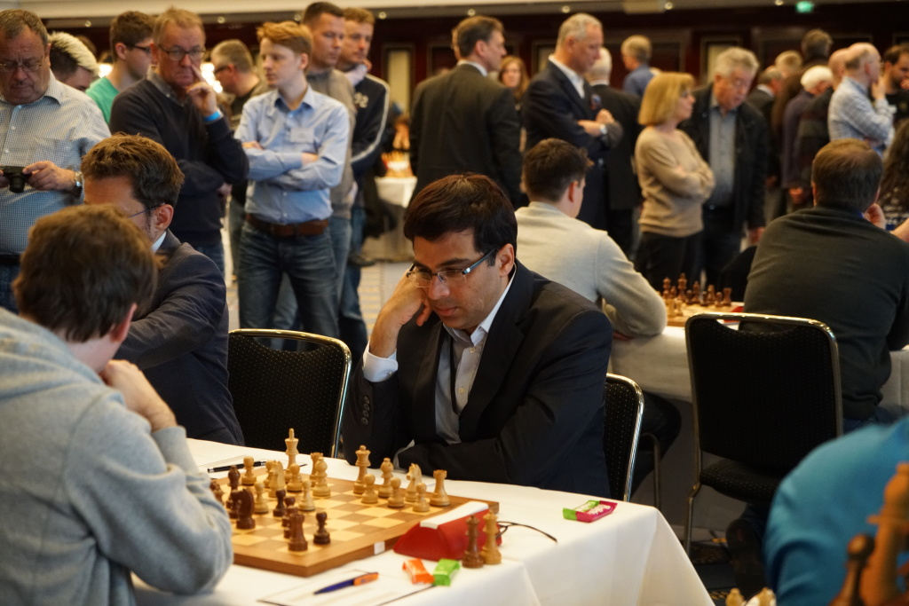 Unser Clubkamerad aus Indien: Visvanathan Anand, immer noch unter den Top Ten