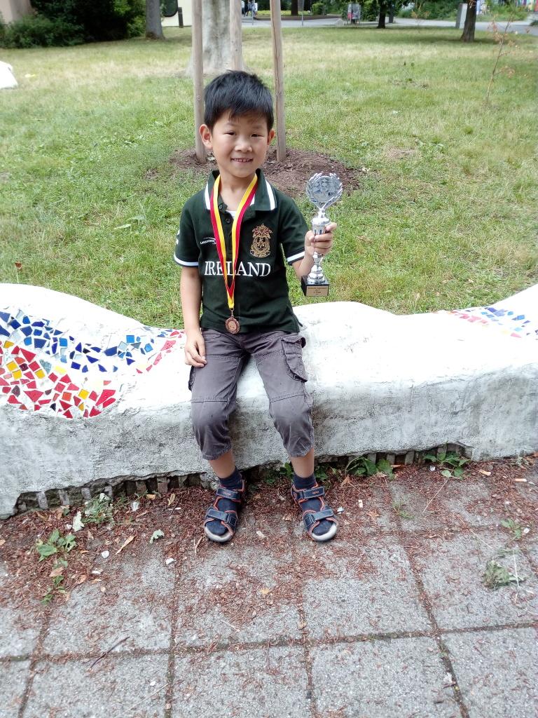 Felix Guo (Foto Wendy Yi)