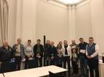 Foto OSG: 2.v. l. Sieger Igor Solomunovic,  4.v.r. 1.Vorsitzender der OSG und Organisator Patrick Bittner im Kreise der Preisträger